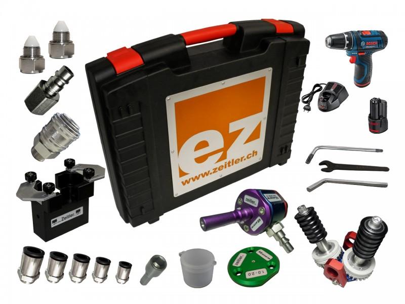 ZEITLER Einblasgerät FTTx Kit 1