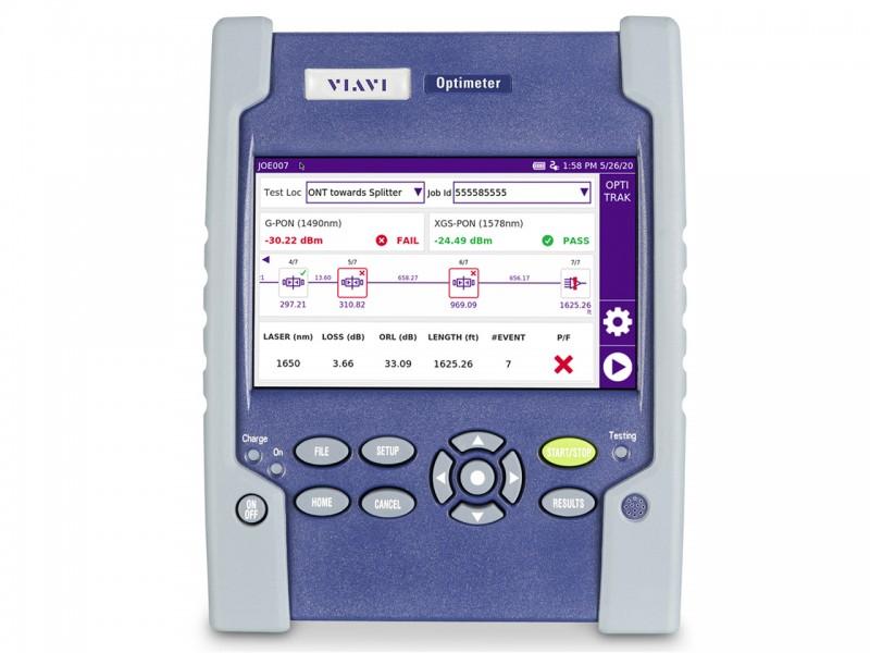 VIAVI Optimeter FTTx Tester PRO Kit