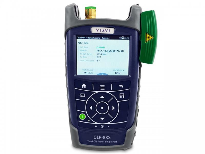 VIAVI OLP-88S TruePON Tester