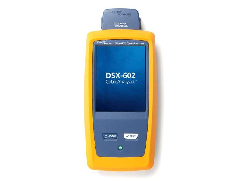 FLUKE DSX-602-PRO CableAnalyzer