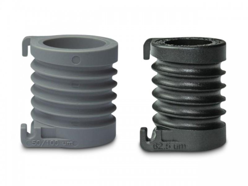 Mandrel Wickeldorn für 3mm Glasfaserkabel, 62,5 µm + 50 µm