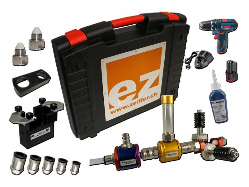 ZEITLER Einblasgerät FTTx Kit 3