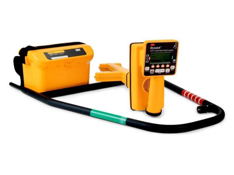3M Dynatel Kabel-/ Kabelmantelfehler-Ortungsgerät 2573E