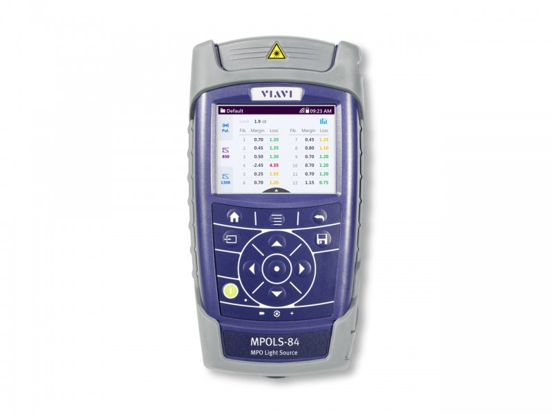 VIAVI SmartClass MPOLS-84 MM Lichtquelle