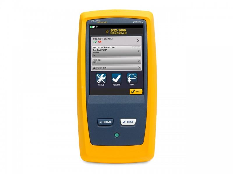 FLUKE DSX2-5000-W INT Cable Analyzer