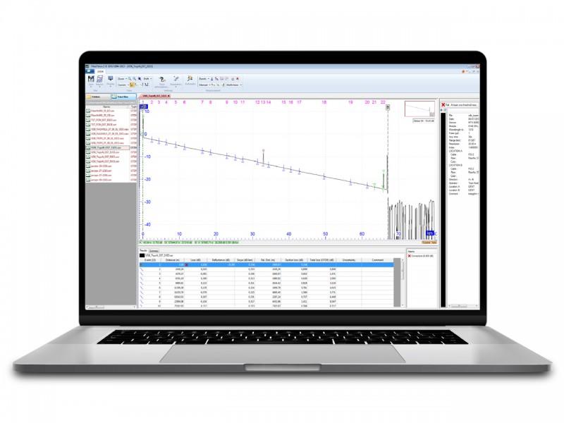 VIAVI Optical Fiber Trace 2 Software 5'er Paket