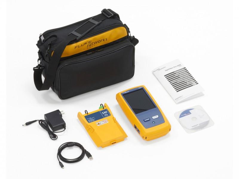FLUKE OptiFiber Pro HDR V2-KIT