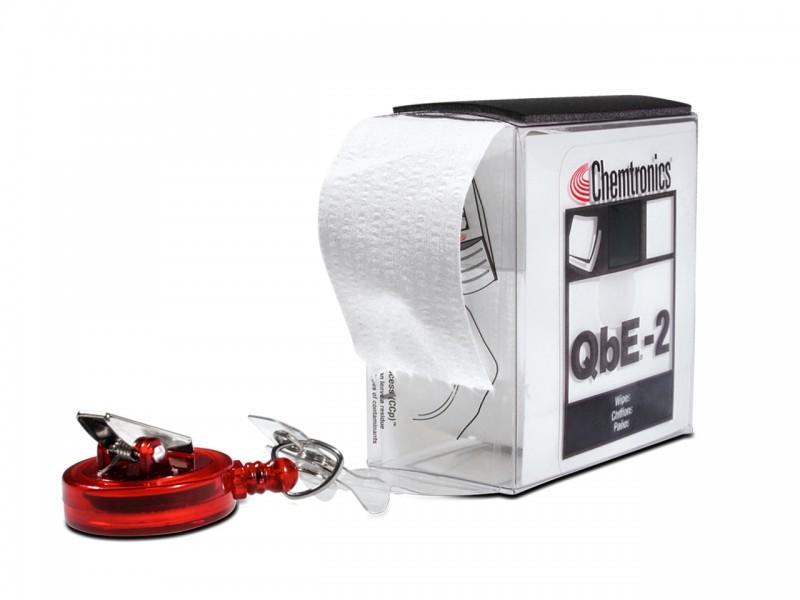 ITW QbE2 Glasfaser-Reinigungsbox